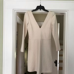 White UO dress with tag